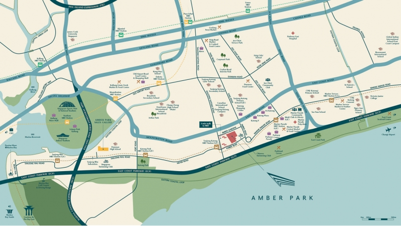 Amber-Park-Location-Map