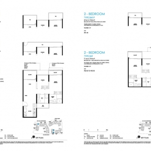Daintree-Residence-2-Bedroom-Floor-Plan6