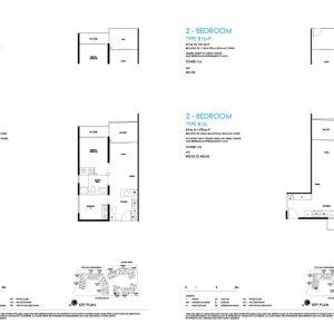 Daintree-Residence-2-Bedroom-Floor-Plan