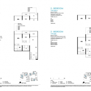 Daintree-Residence-2-Bedroom-Floor-Plan4