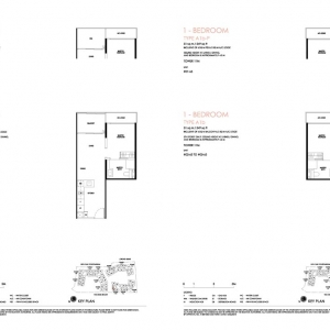 Daintree-Residence-1-Bedroom-Floor-Plan