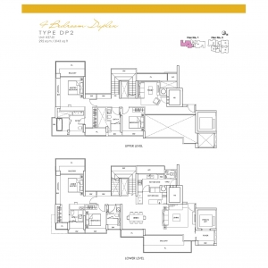 Lincoln-Suite-4-Bedroom-Floor-Plan2