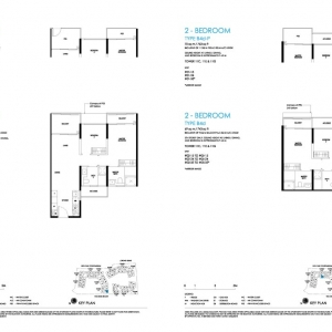 Daintree-Residence-2-Bedroom-Floor-Plan5