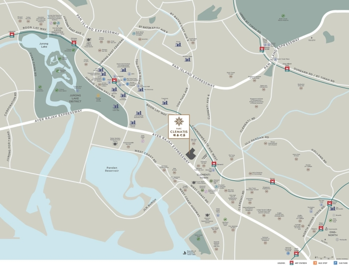 Parc-Clematis-Location-Map