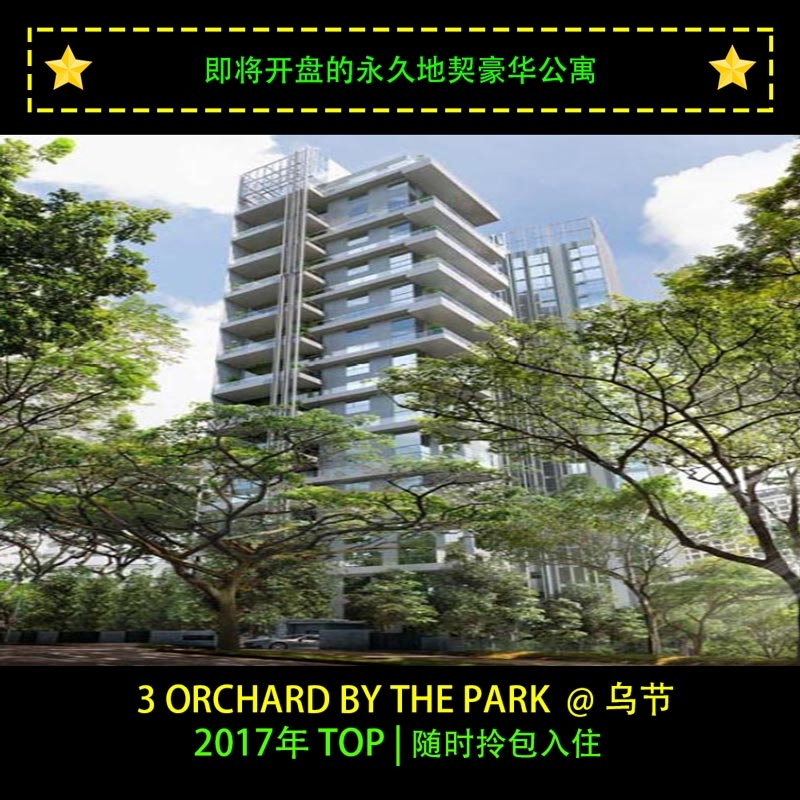 3 Orchard By The Park Cover Image