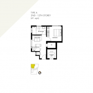 M5-1-Bedroom-Floor-Plan