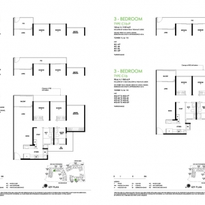 Daintree-Residence-3-Bedroom-Floor-Plan