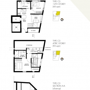 M5-2-Bedroom-Floor-Plan